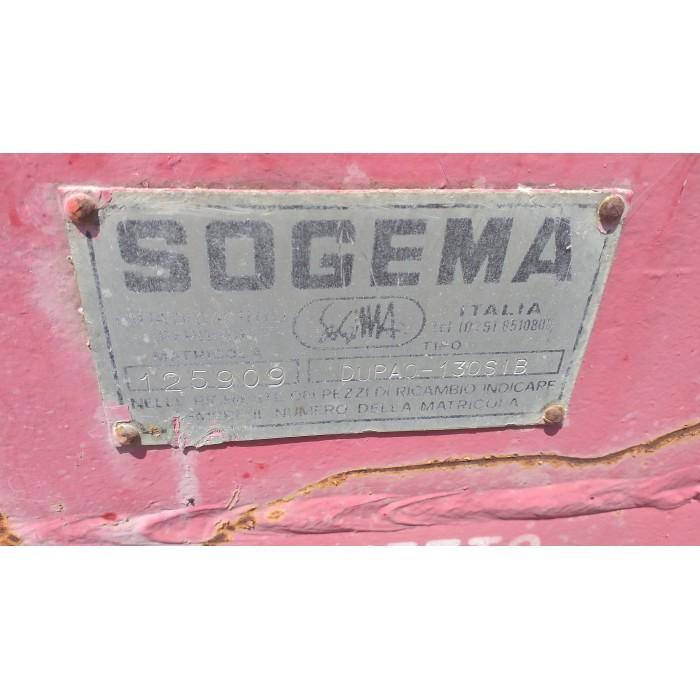 ARATRO BIVOMERE SOGEMA DUPAO 130 SIB - PORTATO