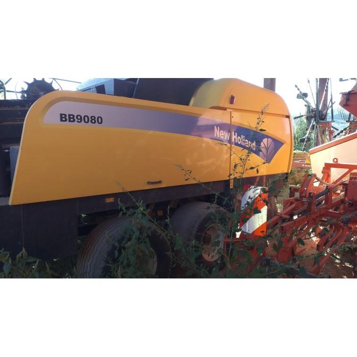 PRESSA QUADRA NEW HOLLAND BB 9080 TANDEM
