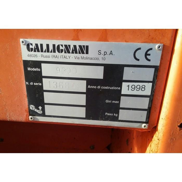 ROTOPRESSA GALLIGNANI 9300 SL