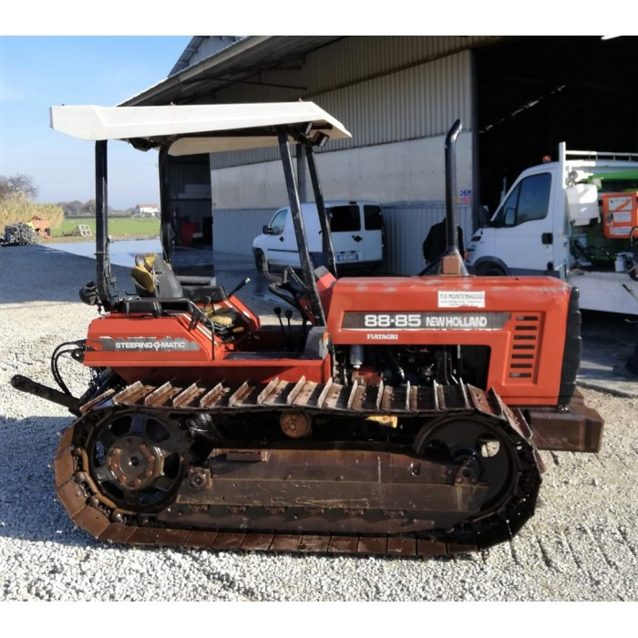 NEW HOLLAND 88 - 85 CL  STEERING O - MATIC