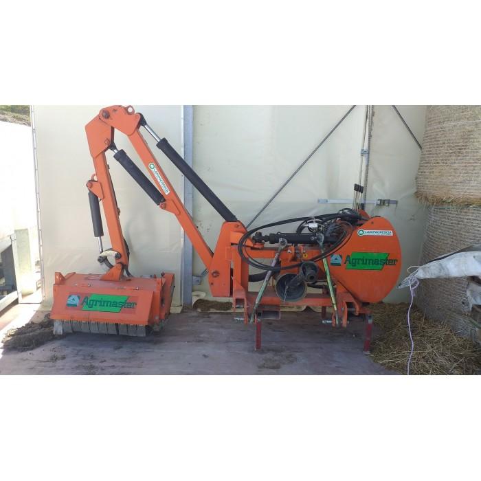 BRACCIO DECESPUGLIATORE AGRIMASTER R 480 T 80