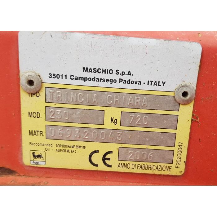 TRINCIATUTTO MASCHIO CHIARA 230