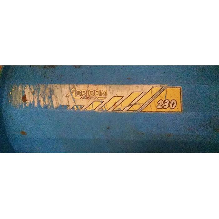 TRINCIATUTTO AGRICOM JOLLY 230 M