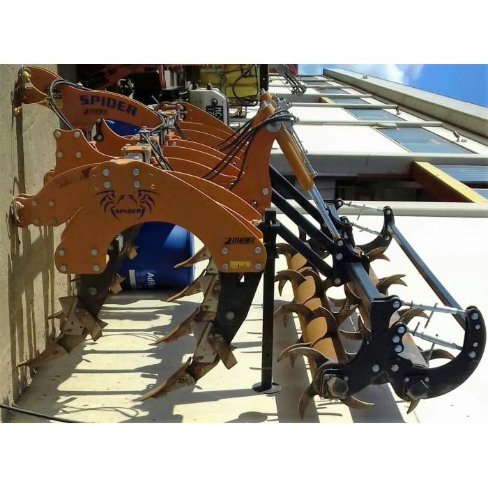 RIPUNTATORE MORO ARATRI SPIDER 7 M - 300